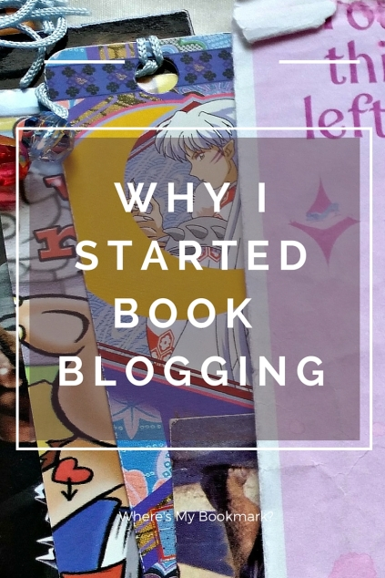 Why I Started Book Blogging