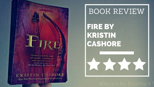 book review - Fire Edit