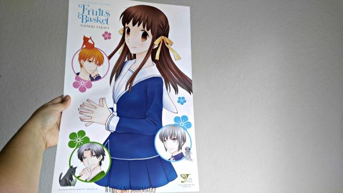 Fruits Basket Poster