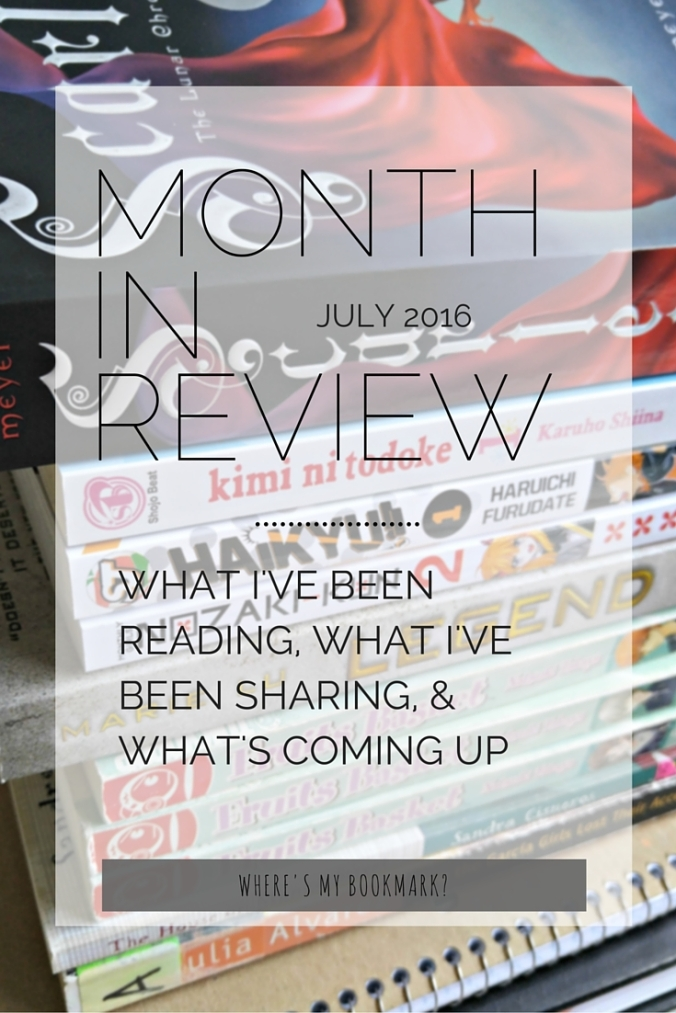 month in review july 2016