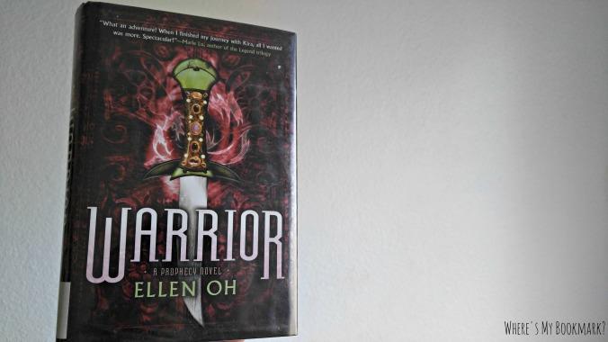 warrior by ellen oh edit