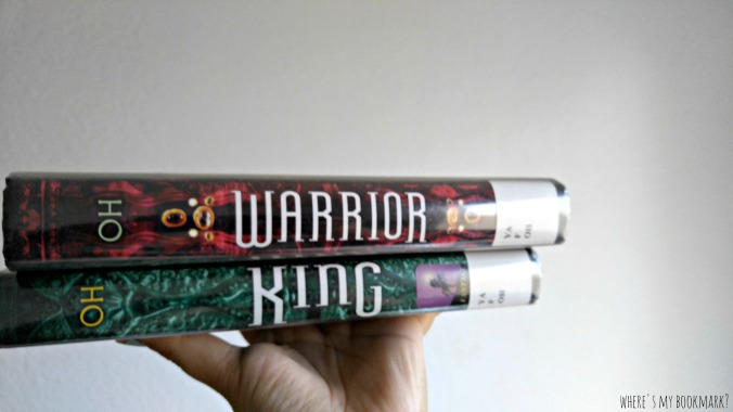 warrior & king by ellen oh edit