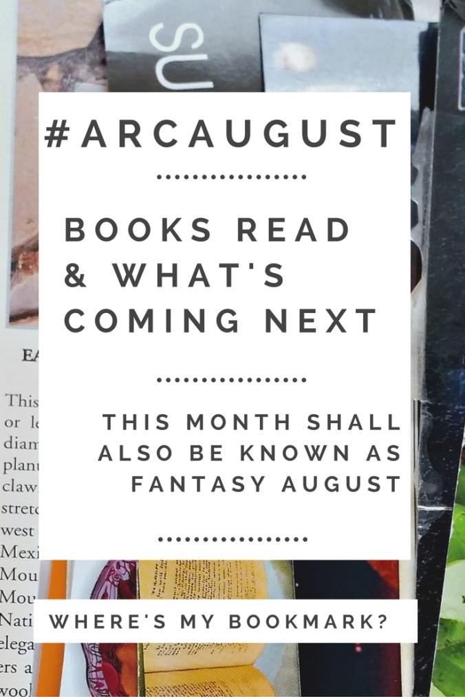 ARC August 2