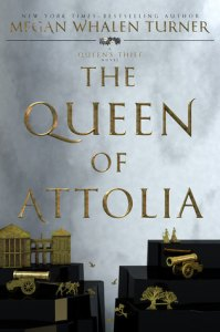 the queen of atollia