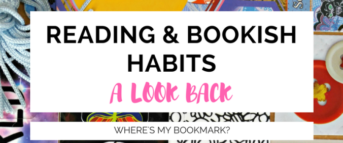 reading & bookish habits